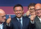 Bartomeu y el estilo Rajoy