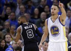Curry y los Warriors causan sensación ante los Spurs