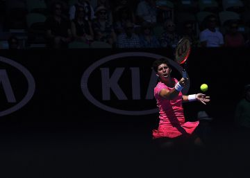 Federer, la alternativa con 'arrugas'