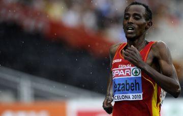 Alemayehu Bezabeh buscará la mínima olímpica en Sevilla.