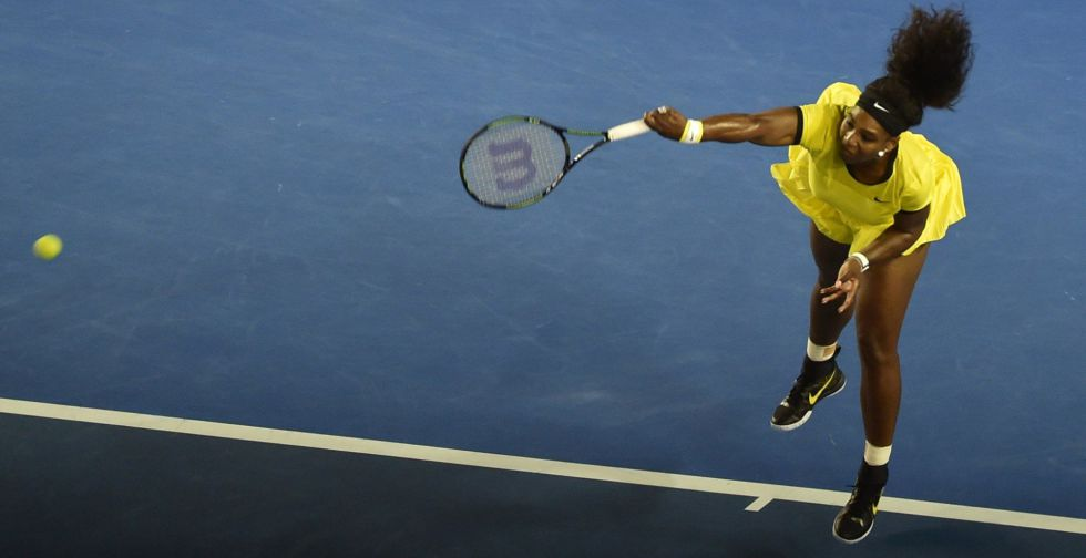 Serena contra Radwanska en el Open de Australia