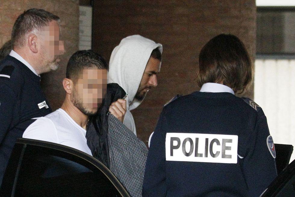 Benzema caso Valbuena