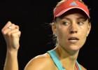 Kerber frustra a Serena