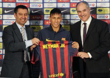 La Justicia brasileña denuncia a Neymar por evasión fiscal