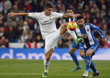 El Madrid goza en casa