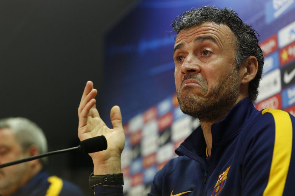 Partido de Copa del Rey entre el Barcelona - Valencia