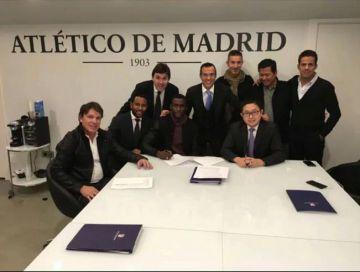 Jackson Martinez firma con el Guangzhou de China
