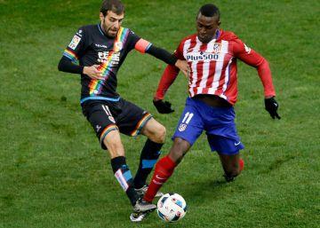 Jackson Martínez deja el Atlético de Madrid revalorizado y sin goles