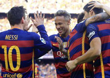 Barcelona - Valencia: Así hemos vivido en directo el partido