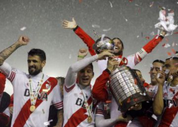 D'Alessandro regresa a River Plate