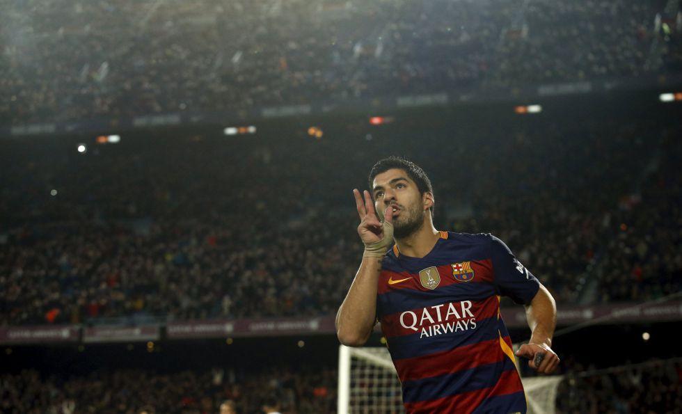FC Barcelona Luis Suárez