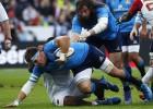 Francia cambia pero sufre para derrotar a Italia en el estreno