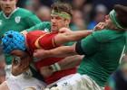 Irlanda y Gales se reparten puntos