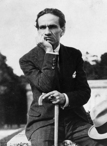 César Vallejo, poeta peruano
