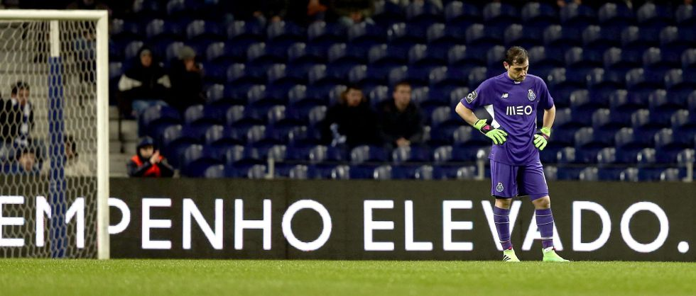 El Porto perdió por primera vez en casa en esta Liga.