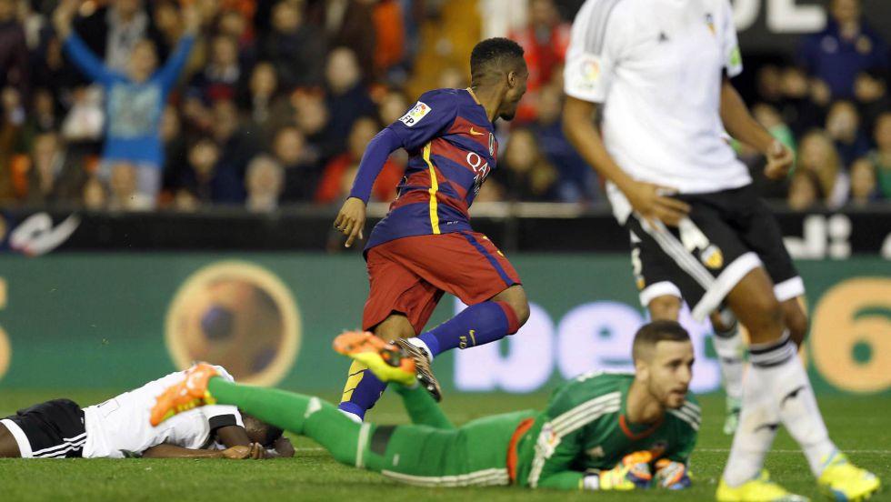 Copa del Rey: Valencia - FC Barcelona