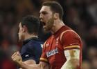 Gales frustra a Escocia