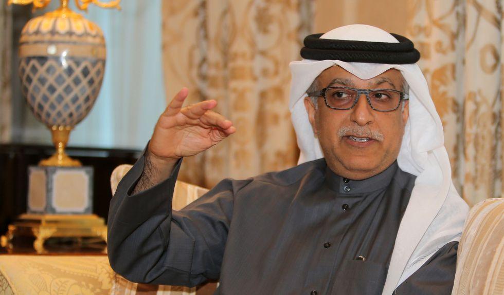 Salman bin Ibrahim al Khalifa.