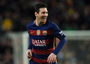 Gracias Messi