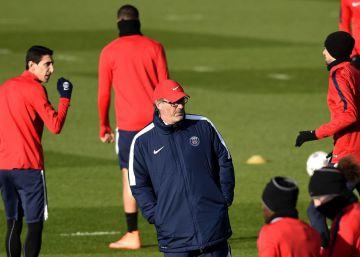 Aurier, apartado del PSG tras llamar 'mariquita' a Blanc
