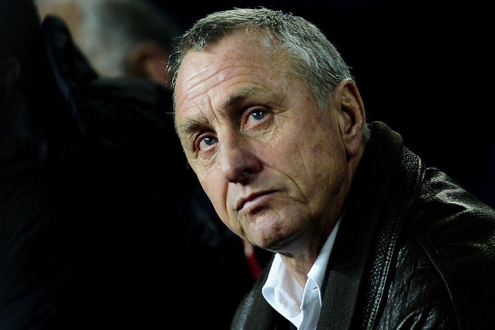 Johan Cruyff, en una foto de archivo.