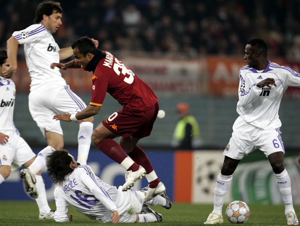 Champions League Real Madrid - Roma