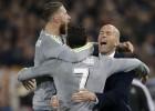 Cristiano espabila al Madrid