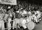 La marcha triunfal de Ronnie Allen murió en Atocha
