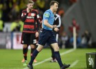 Esperpento en la Bundesliga: el árbitro abandona el campo