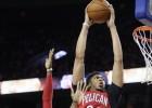 Anthony Davis evoca a Shaquille O'Neal con 59 puntos y 20 rebotes