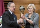 El Madrid, con Carmena y Cifuentes