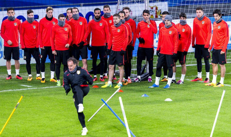 PSV vs Atletico de Madrid