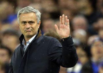 """Mourinho: """"La realidad es que no tengo trabajo y estoy feliz así"""""""