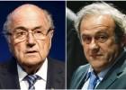 FIFA reduz de oito para seis anos as suspensões de Blatter e Platini