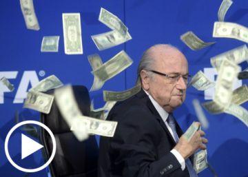 La FIFA reduce de ocho a seis años las suspensiones de Blatter y Platini