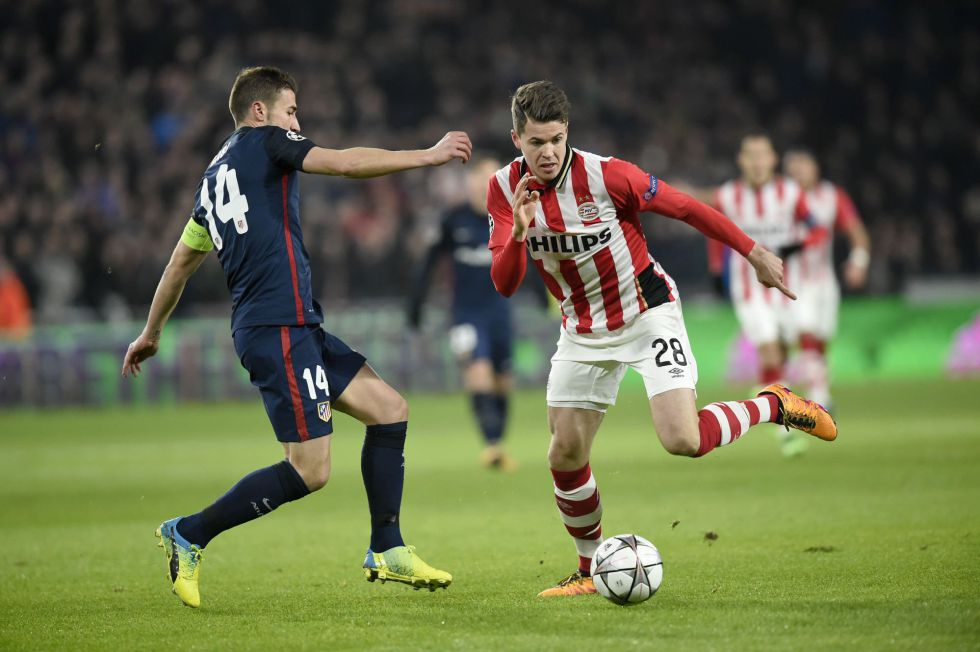 PSV - Atlético de Madrid en vivo