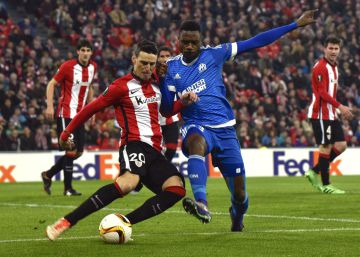 El Athletic supera un final de infarto ante el Olympique de Marsella