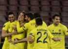 El Villarreal conquista Nápoles