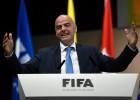 Gianni Infantino, da sombra ao trono do futebol mundial