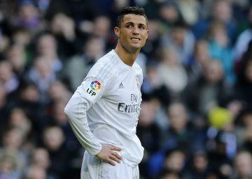 Los 'dardos' de Cristiano Ronaldo