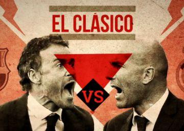 Barcelona-Real Madrid: los registros de una rivalidad histórica