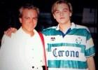 DiCaprio, santo del fútbol mexicano