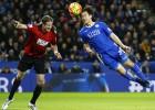 El Leicester tropieza y da ocasión a sus rivales de recortar distancias