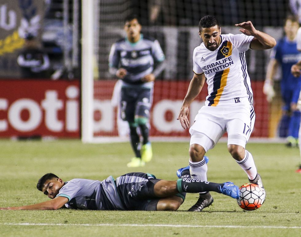 Liga Mx: Santos vs LA Galaxy