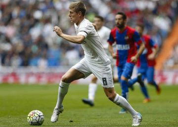 Levante - Real Madrid en directo