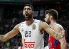El CSKA desfonda al Madrid