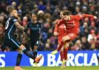 El Liverpool de Klopp golea al City y Leicester sigue líder en solitario