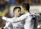 El Madrid se consuela con el colista de la Liga