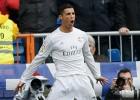 El Madrid golea al Celta con cuatro tantos de Cristiano Ronaldo