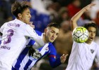 El Deportivo se riñe con la victoria